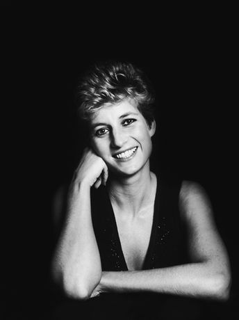 HRH Diana - Princess Of Wales