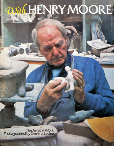 With Henry Moore