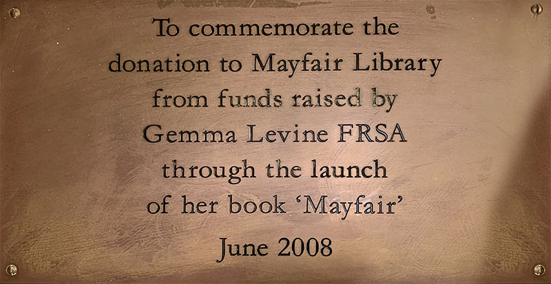 Mayfair Library
